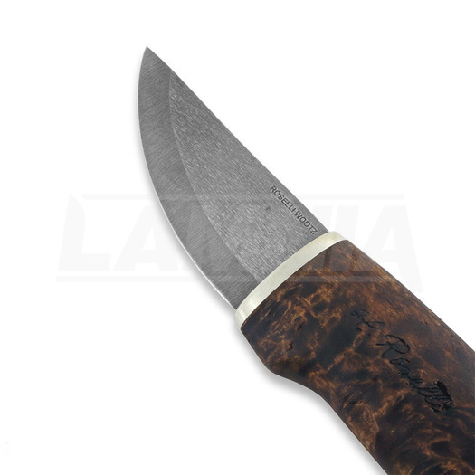 Roselli Wootz UHC S Grandfather knife R220S