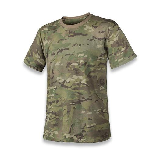 Helikon-Tex Basic Cotton marškinėliai, camogrom