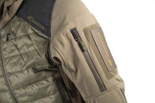 Carinthia ISG 2.0 Jacket Size XXL Olive Jacket Thermo Jacket Softshell outdoorjack