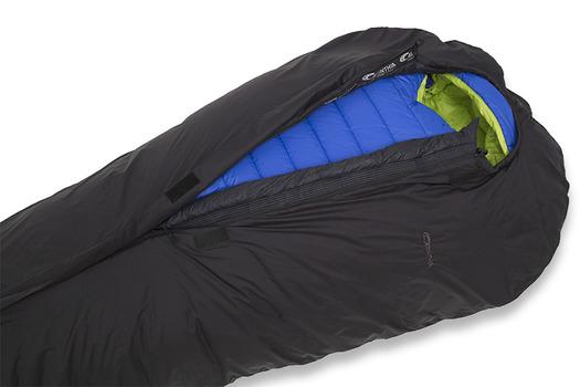 Saco-cama Carinthia Synthetic Sleeping Bag XP Top