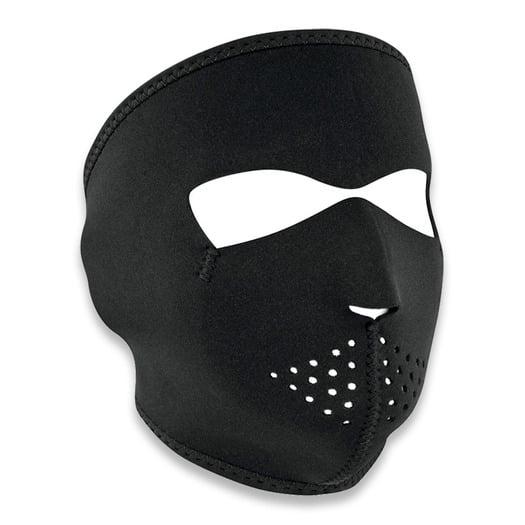 Zan Headgear Full Face Mask Black
