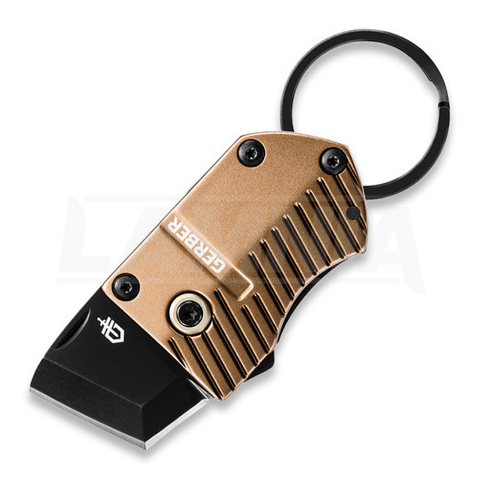 Liigendnuga Gerber Key Note Linerlock Coyote
