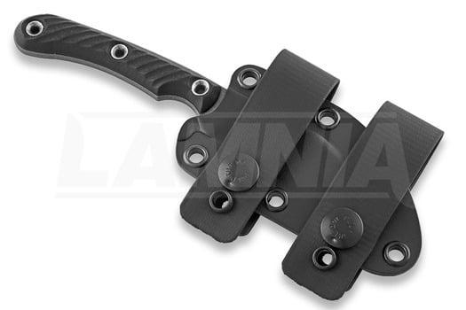 RMJ Tactical Coho knife, black