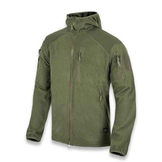 Helikon-Tex Alpha Hoodie jacket, žalia
