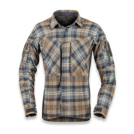 Helikon-Tex MBDU Flannel Shirt, ginger plaid
