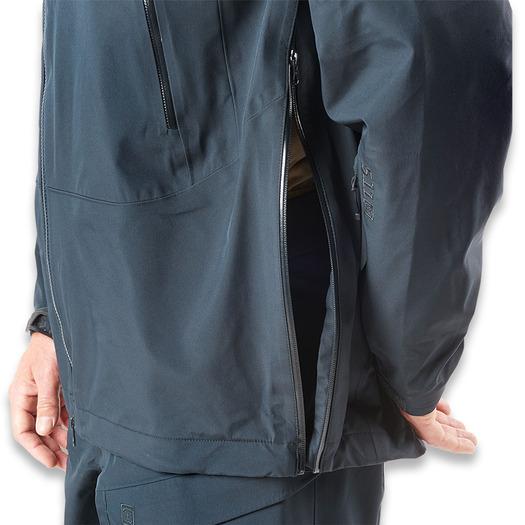 5.11 Tactical XPRT Waterproof Jacket, dark navy 48332-724