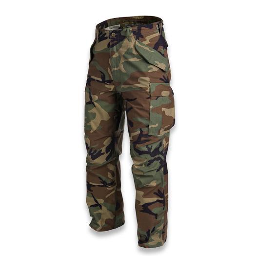 Helikon-Tex M65 reg pants, us woodland