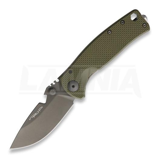 DPx HEST Urban Framelock סכין מתקפלת, ירוק