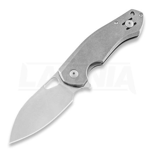 GiantMouse ACE Biblio Titanium folding knife