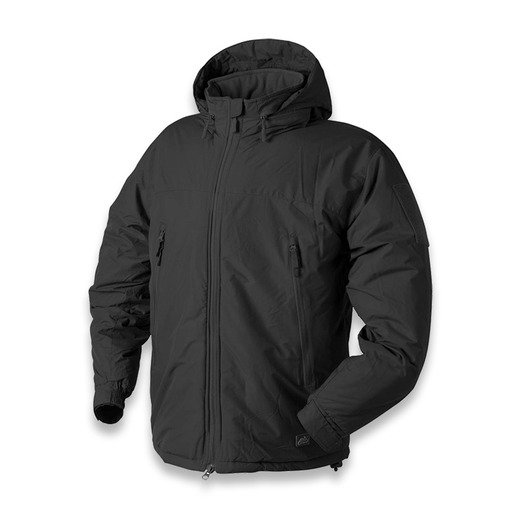 Helikon-Tex Level 7 Lightweight Winter jacket, juoda
