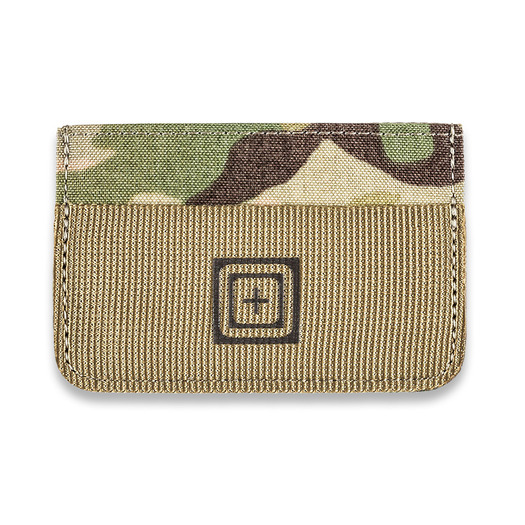 5.11 Tactical Camo Card Wallet, multicam