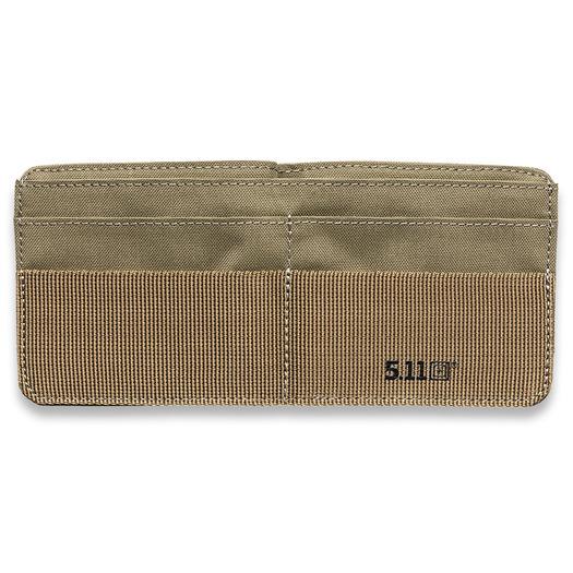 5.11 Tactical Camo Bifold Wallet, multicam