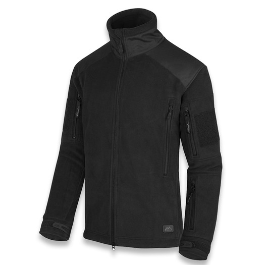 Jacket Helikon-Tex Liberty Double Fleece, черен BL-LIB-HF-01