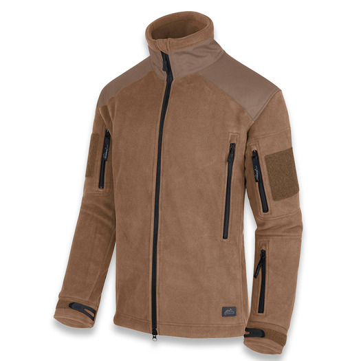 Helikon-Tex Liberty Double Fleece jacket, coyote BL-LIB-HF-11