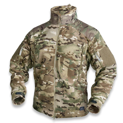 Helikon-Tex Liberty Double Fleece jacket, camogrom
