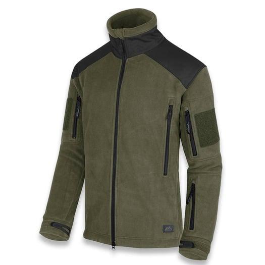 Helikon-Tex Liberty Double Fleece jacket, olive/black BL-LIB-HF-16