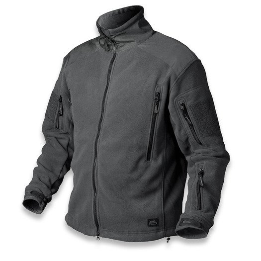 Helikon-Tex Liberty Double Fleece jacket, shadow grey BL-LIB-HF-35