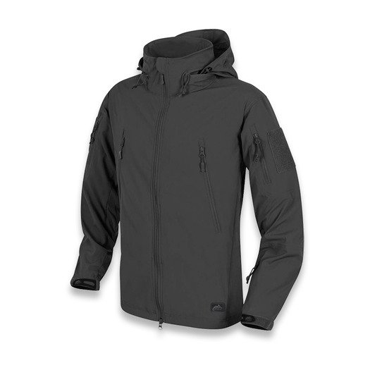 Jacket Helikon-Tex Trooper StormStretch, negro KU-TRP-NL-01