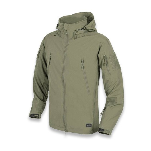 Jacket Helikon-Tex Trooper StormStretch, λαδί KU-TRP-NL-02