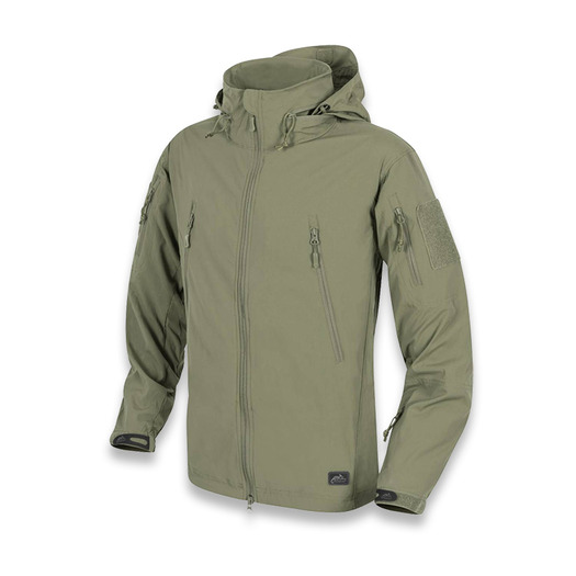 Helikon-Tex Trooper StormStretch jacket, 緑 KU-TRP-NL-02
