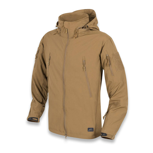 Jacket Helikon-Tex Trooper StormStretch, coyote KU-TRP-NL-11