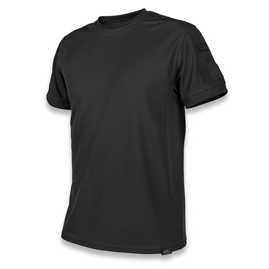 T-shirt Helikon-Tex Tactical TopCool Lite, nero TS-TTS-TL-01