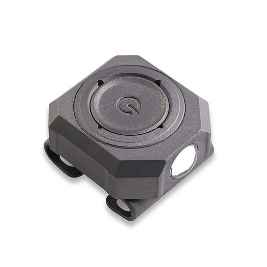 MecArmy CPL Titanium Watchband LED light