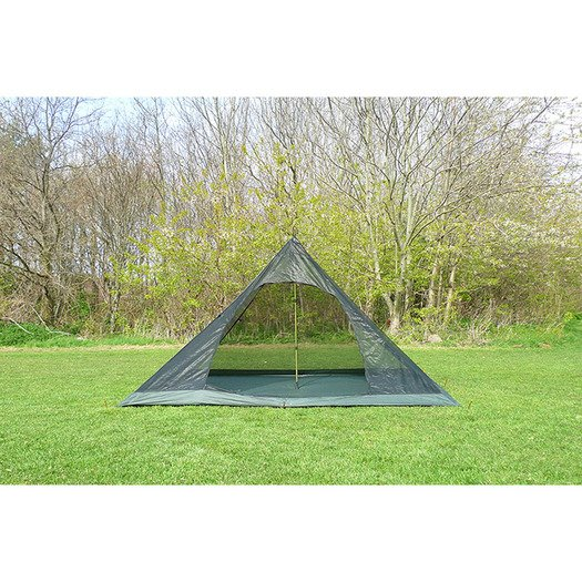 DD Hammocks SuperLight XL Pyramid Mesh Tent