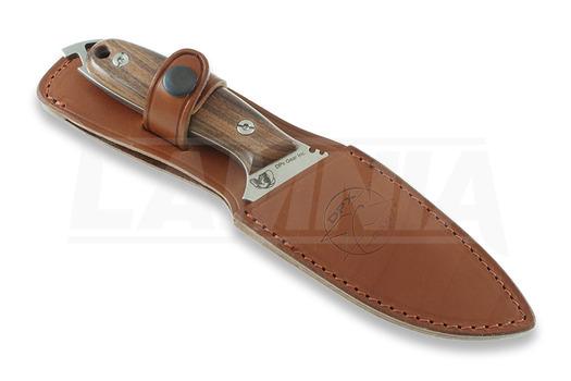 """DPx HEFT 4"""" Woodsman סכין צייד"""