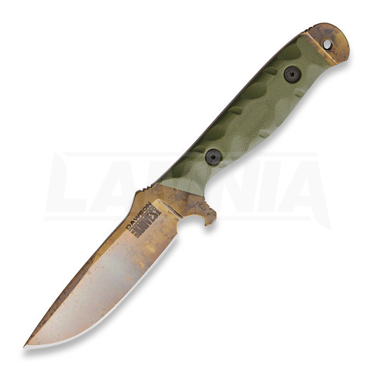 Dawson Knives Pathfinder, arizona copper