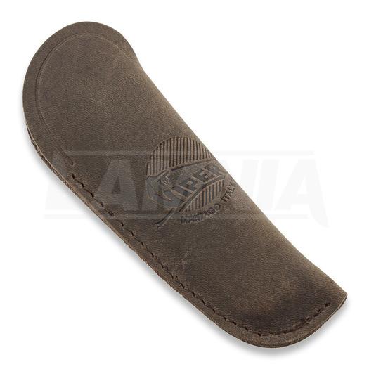 Viper Key Damascus folding knife, bronze carbon fiber VA5978FCB