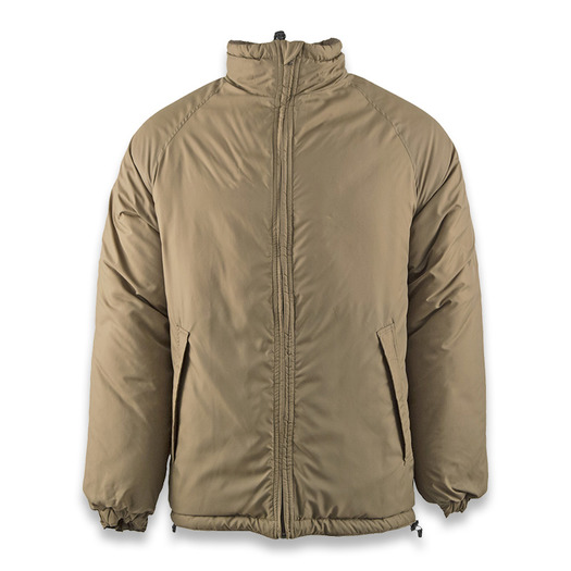 Jacket Carinthia G-LOFT Reversible, zaļš, brūns