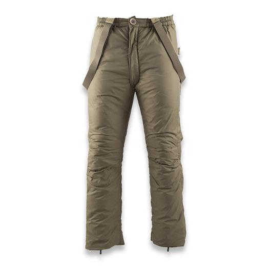Carinthia G-LOFT Reversible pants, žalia, ruda