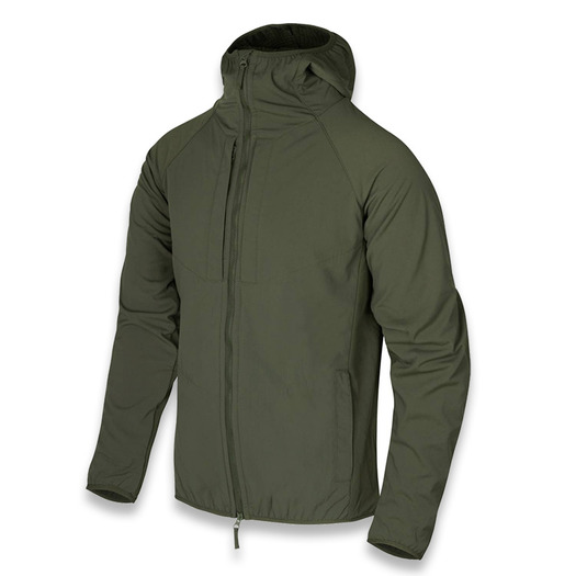 Jacket Helikon-Tex Urban Hybrid Softshell, taiga green KU-UHS-NL-09