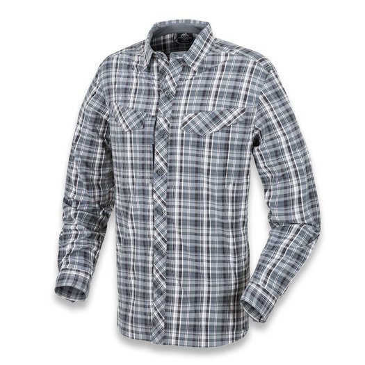 Helikon-Tex Defender Mk2 City Shirt, stone plaid KO-DCT-SN-P1901