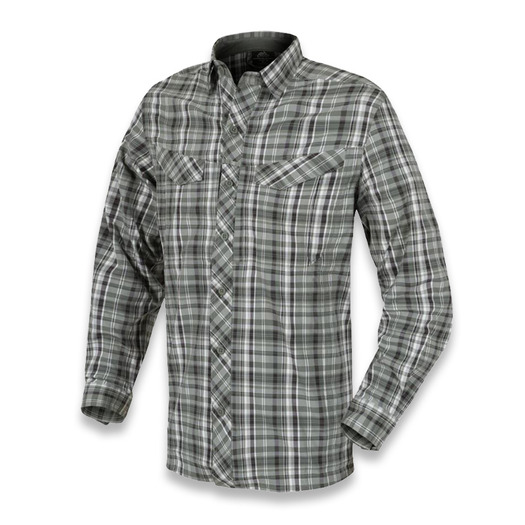 Helikon-Tex Defender Mk2 City Shirt, pine plaid KO-DCT-SN-P8201