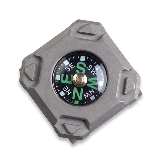MecArmy Titanium Watchband iránytű