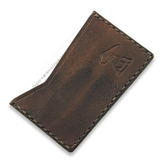 Paasipuukko Leather Card Holder