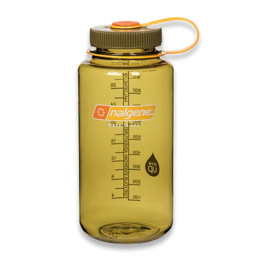 Nalgene Bottle 1L. WM, olive