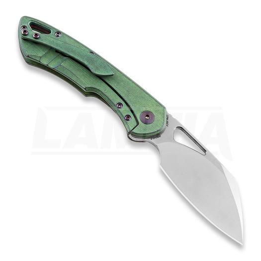 Складной нож Olamic Cutlery WhipperSnapper, sheepsfoot