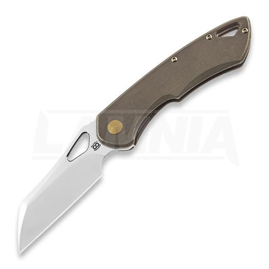 Olamic Cutlery WhipperSnapper fällkniv, wharncliffe