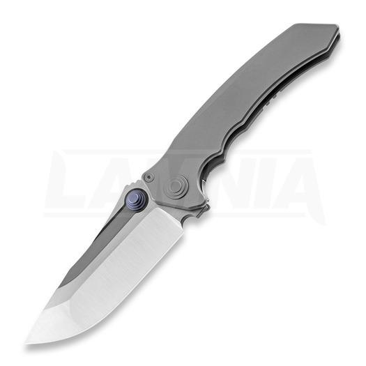 Maxace Sandstorm folding knife, curved handle