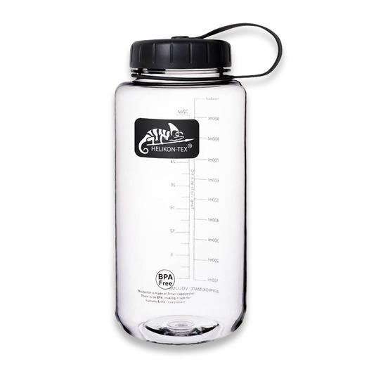 Helikon-Tex Tritan Bottle Wide Mouth 1 Liter, clear