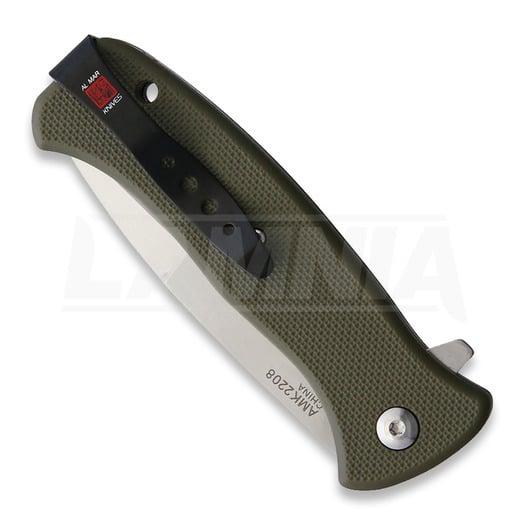 Al Mar Mini S.E.R.E 2020 OD folding knife