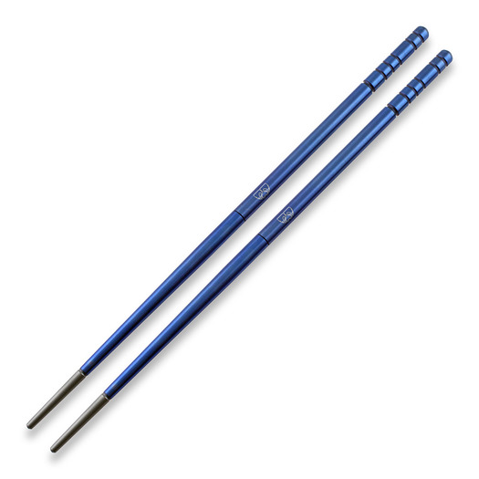 Due Cigni Titanium Chopsticks, zils