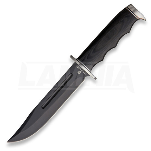 Browning Black Label Point Blank jagtkniv, sort