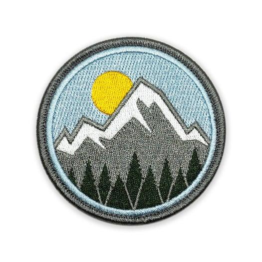 Terrain 365 Mountain Life Icon Morale Patch