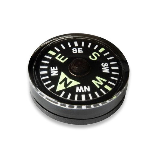 Helikon-Tex Button Compass Large, preto KS-BCL-AT-01