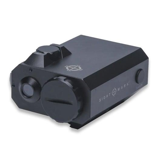 Sightmark LoPro Mini Green Laser Light, fekete