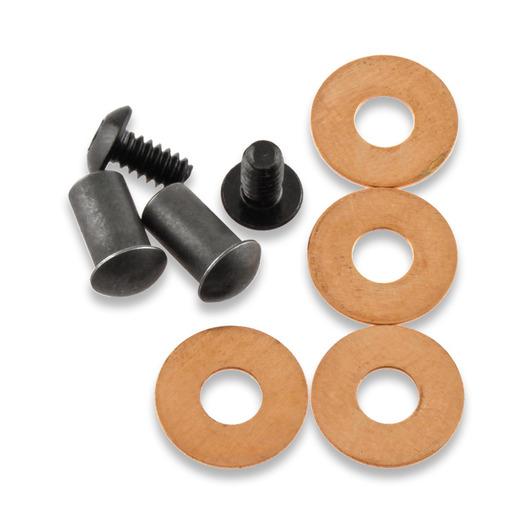 Squid Industries Hardware Kit Standard Black